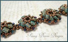 Beadwork design - Penny Dixon Designs