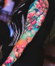 Likes, 174 Comments – Luka Lajoie (Luka Lajo… Bird Tattoo Sleeves, Arm Sleeve Tattoos, Sleeve Tattoos For Women, Arm Tattoo, Flower Tattoo Arm, Armband Tattoo, Shoulder Tattoos, Tattoo Ink, Cover Up Tattoos