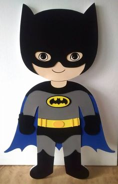 Batman Party, Batman Birthday, Superhero Birthday Party, Boy Birthday, Birthday Parties, Superhero Classroom, Superhero Kids, Hero Central Vbs, Baby Clip Art