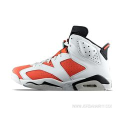 "detailed look d8fb2 83491 本物保証 ナイキ エアジョーダン6 レトロ (NIKE AIR JORDAN VI RETRO ""Gatorade"""