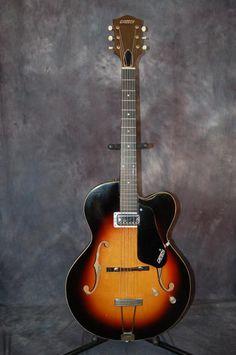 Gretsch Clipper Single Pickup Pro Setup Original Case 1959 Sunburst | Reverb.com. Give us a call. Lawman Guitars 515-864-6136