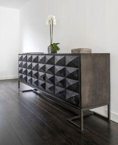 Rupert Bevan - Interior Design London | Interior Finishes - Dyed Vellum Cladding