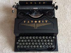 1935 Adler Favorit, gorgeous