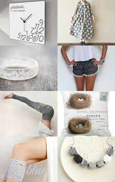 Pom Pom Shorts and other stuff by Tiziana on Etsy--Pinned with TreasuryPin.com
