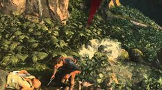 FIRST LOOK | Uncharted 4: A Thief's End GAMEPLAY TRAILER | #4ThePlayers