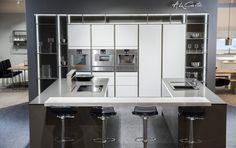 A la Carte -keittiöt Notte ja Inverno | #keittiö #kitchen