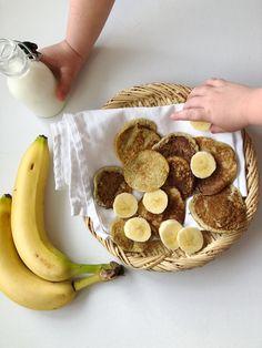 Bananlapper - FAMILIEMATBLOGG Stuffed Mushrooms, Food And Drink, Vegetables, Vegetable Recipes, Stuff Mushrooms