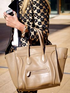 Sigh, I love this Celine bag. If only I had an extra 3,000 dollars laying around...