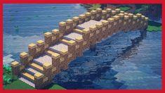 Minecraft: Fare Un Ponte, Badezimmer Ideen schräg Decke Duschvorhänge Minecraft: Fare Un Ponte Château Minecraft, Construction Minecraft, Casa Medieval Minecraft, Minecraft Welten, Minecraft Bridges, Minecraft Building Guide, Minecraft Structures, Minecraft Survival, Amazing Minecraft