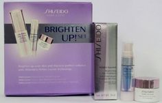 Shiseido White Lucent Brighten up Eye Kit 3 PCS *** For more information, visit image link.(This is an Amazon affiliate link and I receive a commission for the sales) #SkinCareSetsandKits