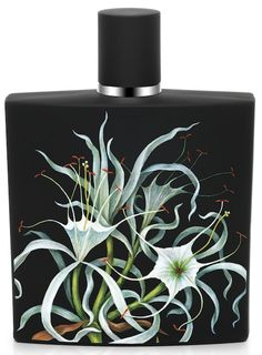 Amazon Lily    The collection launches with three distinctive floral fragrances - Amazon Lily, composed of Amazon lilies, tangerine, lime, driftwood and white musk;  Midnight Fleur, composed of exotic woods, patchouli, black amber and night-blooming jasmine; and Passiflora, composed of passion flower, water hyacinth, lily of the valley and an overdose of lush green notes. All three are available in an eau de parfum and matching bath & body range.