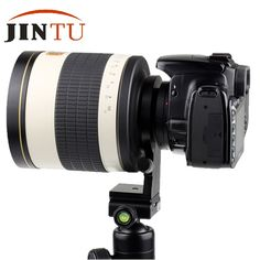 JINTU 2016 White 500mm f 6 3 Super Telephoto Mirror HD Lens for NIKON D3000 D700. #JINTU #2016 #White #500mm #Super #Telephoto #Mirror #Lens #NIKON #D3000 #D700
