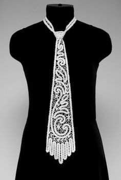 Russian lace accessory. #beauty #fashion #lace #Russian