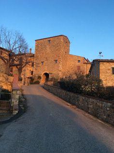 San Donato in Poggio..Porta Fiorentina Italy
