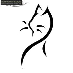 Cat Tattoos, Designs And Ideas : Page 19