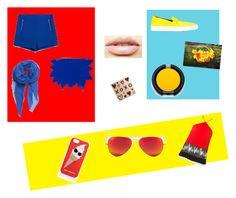 """Sans titre #29"" by pierrescolas ❤ liked on Polyvore featuring Zara, Altuzarra, Versace, Christopher Kane, NAVUCKO, Ray-Ban, BeckSöndergaard, Karl Lagerfeld, Sugarpill and LASplash"