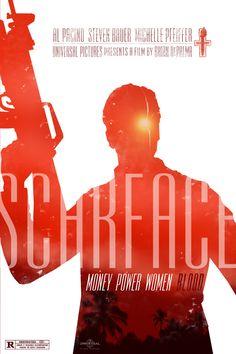 Scarface by Duke Dastardly