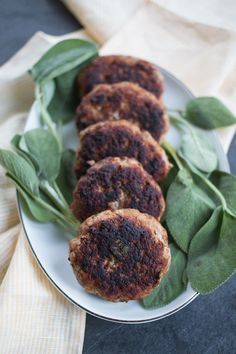 Here is a new addition to my collection of breakfast patties — see my Italian-Spiced 50/50 Sausages and Three-Herb Beef Patties elsewhere on the blog! I think you will thoroughly enjoy the flavor stars in this one, maple and sage, especially when combined with pork. Breakfast patties are a batch-cooker's dream — like I've mentioned before, I like to cook a batch of these and ...