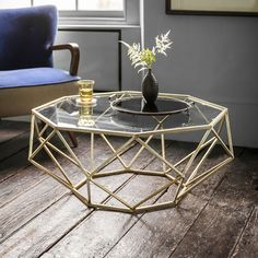 Solitaire Coffee Table atkin & thyme £349