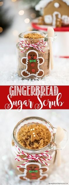 DIY Gingerbread Suga