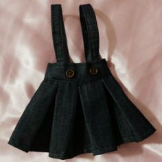 [Home] Yun Bao 1/4 BJD doll clothes overalls strap dress sixth-third can be customized - Taobao