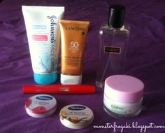My Life as Foteini ♥: My Skincare, MakeUp and Beauty Essentials for Summ...
