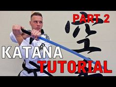 KATANA TUTORIAL BASIC SPINS - PART 2 - YouTube