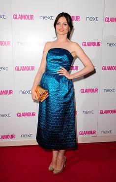 Sophie Ellis Bextor #SophieEllisBextor #GLAMOUR #2014 #Awards