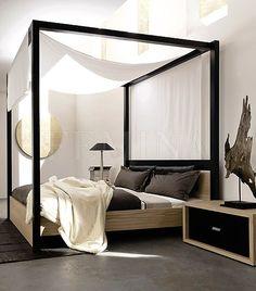 A leglátványosabb hálószobai megoldások - Romantikus baldachin   femina.hu