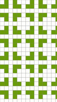 embroidery, decore Mosaic Patterns, Quilt Patterns, Cross Stitch Charts, Cross Stitch Patterns, Fair Isle Chart, Corner To Corner Crochet, Crochet Blocks, Tapestry Crochet, Knitting Charts