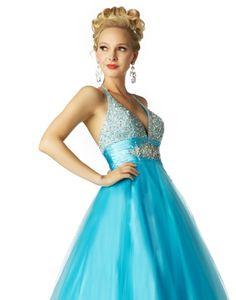 Aqua 6485H couture dress by Mac Duggal