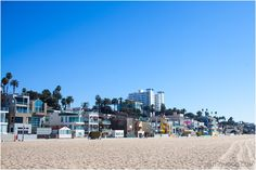 How would you like to live here?! Can't beat a beautiful Santa Monica #beach view every day.