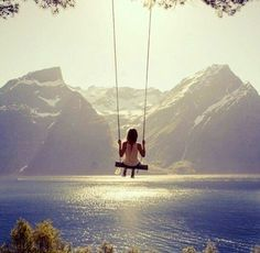 A swing is also going to be necessary, i really love swing sets.