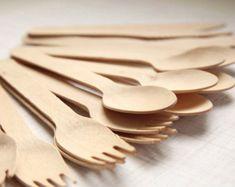 Image result for wooden travel utensils