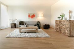 Luna Home Staging Wohnzimmer / Nachher