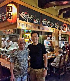 Man Behind the Pan.. Taste Never Lie.. Oishii Desu  #take #takebali #chef #masterchef #sushi #sashimi #aburi #bento #kuta #seminyak #legian #japanesefood #japaneserestaurant #japanese #ramarestobali #ramahotelsbali #food #foodie #foodcious #foodgasm #foodporn #foodstagram #foodlover #foodblogger #instafood #instapic #instagram #instadaily #bali by rudyantos