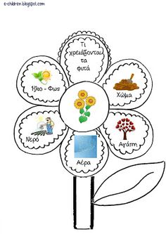 Growth Phases of Flower Mold Plant Science Activity - Preschool Children Akctivitiys Educational Activities For Preschoolers, Preschool Science Activities, Science Crafts, Science For Kids, Preschool Ideas, Plant Science, Spring Projects, Autumn Crafts, Coloring Pages For Kids