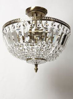 Eve Flush Ceiling Light