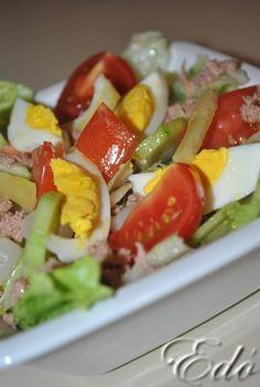 Salad Recipes, Healthy Recipes, Eat Pray Love, Tasty, Yummy Food, Nutella, Cobb Salad, Sushi, Dinner Recipes