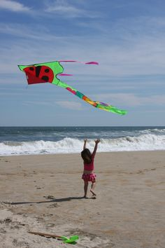 Kids Category - Kite chaser in Corolla