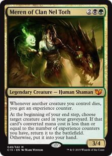 Deadly Tempest Commander 2015 NM-M Black Rare MAGIC THE GATHERING CARD ABUGames