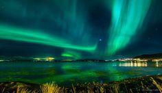 Fotografía Aurora Reflections por Dariusz Fathi en 500px