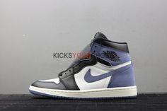 3117a11c7d5c3e Air Jordan 1 Retro High OG  Blue Moon  555088-115 Original Air Jordans
