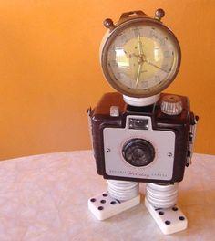 Found object robots