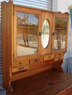 Antique Furniture American Antique Hoosier Cabinet Kitchen Cabinet Antique Hutch