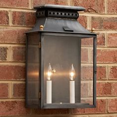 Federal Outdoor 2 Light - Large