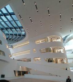 WU Vienna - Zaha Hadid
