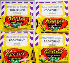 You are an eggcellent teacher can be used for students too you thank you for being an egg cellent teachernursesecretarygood idea to give to principal teachers negle Image collections