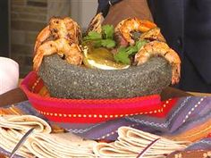 Margarita Recipe  Make a Mexican meal with molcajete, tortilla soup, more