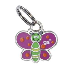 GS Butterfly Charm- $6.00